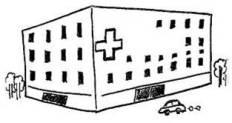 Yo no soy gente, yo sobrevivi a un box, bad day, hospital