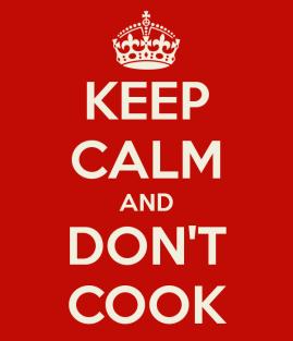 La cocina esa gran desconocida, Yo no soy gente, historias reales, mundo surrealista 15