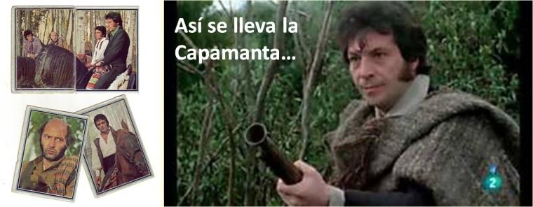 Yonosoygente, Alpujarras style, Curro jimenez, La capa manta 2