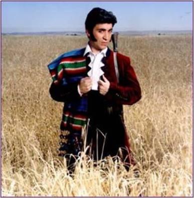 Yonosoygente, Alpujarras style, Curro jimenez, La capa manta 3