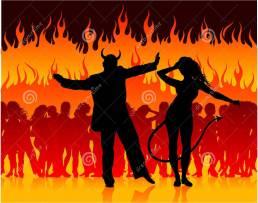 Yo no soy gente, historias reales, mundo surrealista, El infierno no existe y Adan y Eva es un cuento 99