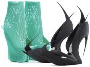 united-nude-3d-systems-shoe-Cuida de ti, cuida tu imagen, sandalias romanas, sandalias de tiras, zapatos 3D
