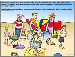 Yo no soy gente, historias reales, mundo surrealista,  Historias Playeras, Summer, Beach 2, complementos-playa