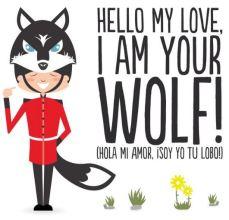 Yo no soy gente, historias reales, mundo surrealista, canciones, muciscales, good bye, summer bye, hola mi amor soy yo tu lobo